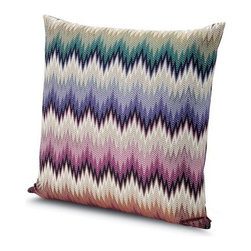 Missoni Home - Missoni Home | Quick Ship: Phrae Pillow 24x24 - Design by Rosita Missoni.