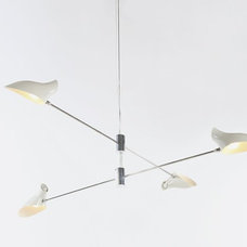 Modern Chandeliers by David Weeks Studio