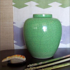 asian vases by Artisanaworks