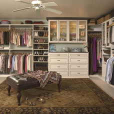 Closet Organizers by Posh Spaces