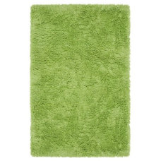 Ultra Plush Rug, Green | PBteen
