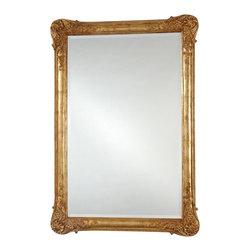 Jonathan Charles - New Jonathan Charles Mirror Gold Mirror - Product Details