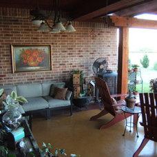 Comfy outdoor living room - Patios & Deck Designs - Decorating Ideas - HGTV Rate