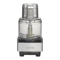 Cuisinart® 14-Cup Food Processor - This sleek kitchen workhorse speeds along your prep and cooking.