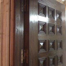 Mediterranean Interior Doors by Wild Wood Door Factory, Inc.