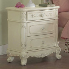 Traditional Nightstands And Bedside Tables by Sister Furniture