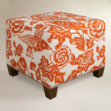Contemporary Footstools And Ottomans by Cost Plus World Market