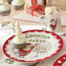 Contemporary Christmas Decorations by Pottery Barn Kids
