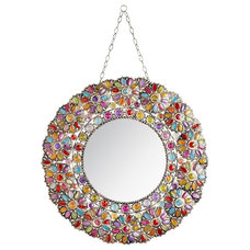 Eclectic Mirrors by Pier 1 Imports