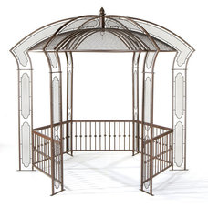 Traditional Gazebos by H Potter