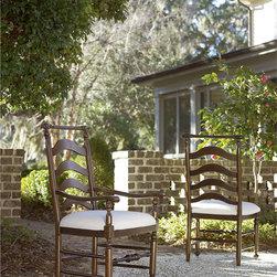 Dining Room Arm Chair- Paula Deen Home - River House Dining Room Arm Chair by Universal Furniture- Paula Deen Home