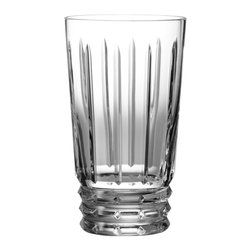 Baccarat - Baccarat Arlequin Highball - Baccarat Arlequin HighballBaccarat Crystal can trace its history back to 18th century France, where in the village of Baccarat a glassworks facility was established. Since 1794 they have been producing some of the world,s finest crystal, using age old methods. Baccarat crystal glasses have been produced for kings and queens alike. Their delicate detailing and unparalleled quality are sought after by collectors around the world, and now they can be part of your home at affordable prices