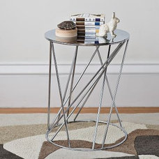 modern side tables and accent tables by West Elm