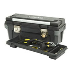 ZAG INDUSTRIES USA INC - 026301R 26 Inch Professional Tool Box - Professional Toolbox with Tray.