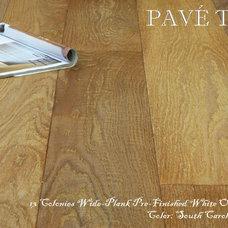 Hardwood Flooring by Pavé Tile, Wood & Stone, Inc.
