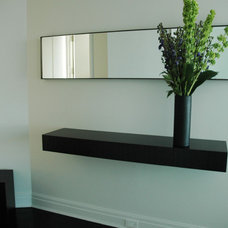 Modern Display And Wall Shelves  by Aguirre Design