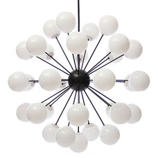 Contemporary Flush-mount Ceiling Lighting by 1stdibs