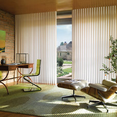 Contemporary Vertical Blinds by Recovery Caboose