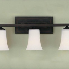 Contemporary Bathroom Lighting And Vanity Lighting by Hayneedle