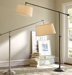modern floor lamps by Pottery Barn