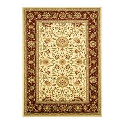 Safavieh - Lyndhurst Brown/Red Area Rug LNH212K - 4' x 6' - safavieh, cheap safavieh chelsea brown/black area rug hk94a, best price on safavieh chelsea brown/black area rug hk94a, 2 x 4, discount safavieh chelsea brown/black area rug hk94a, compare safavieh chelsea brown/black area rug hk94a, chelsea brown/black area rug hk94a, indoor, small rectangle (3'x5' - 4'x6')