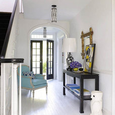 eclectic  Neat & Beautiful Entryways Organization Inspiration