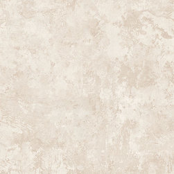 Stucco Texture in Tan and Cream - LL29525 - Collection:Illusions