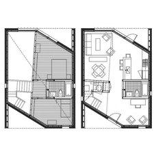 Floor Plan by Princeton Architectural Press