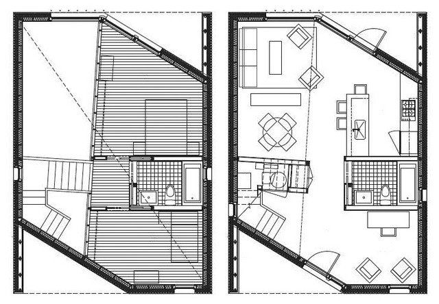 Floor Plan by Princeton Architectural Press