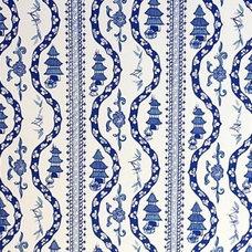 Asian Wallpaper by Meg Braff Designs
