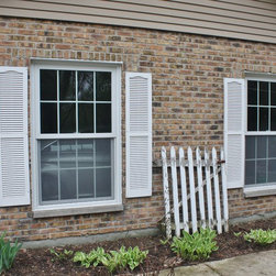 Andersen A Series Windows - Andersen A Series Windows, installed in St. Charles, IL by Opal Enterprises, Inc.