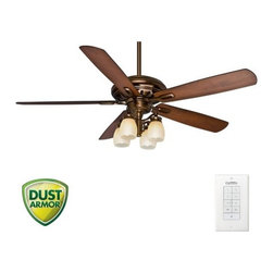"Casablanca - Casablanca 59536 Holliston 60"" 5 Blade Ceiling Fan - Blades and Light Kit Includ - Included Components:"