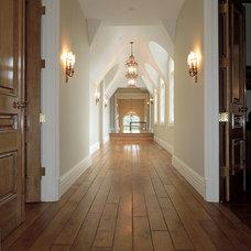 Modern Hardwood Flooring by Signature Innovations LLC