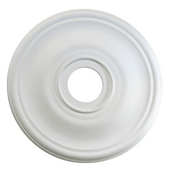 "Quorum International - Quorum 7-2824-8 24"" Ceiling Medallion -Sw - Quorum 7-2824-8 24"" Ceiling Medallion -Sw"