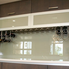 modern kitchen tile by Dreamwalls Glass