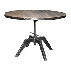 Sutton Round Coffee Table -