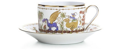 Asian Dinnerware by Tiffany & Co.