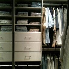 Closet Small Walk-In Closet