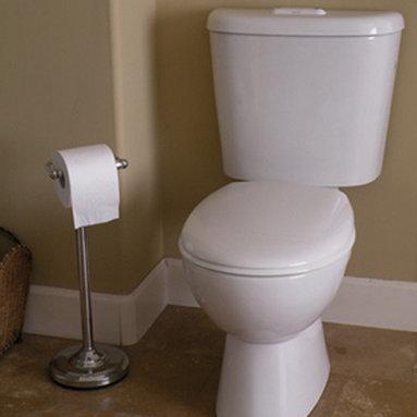Bathroom Design: Caroma Toilets - Sydney Smart Back Outlet