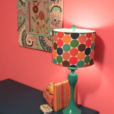 Eclectic Kids Great wall color