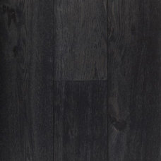 Contemporary Hardwood Flooring by Warren Christopher Fine Floor Coverings