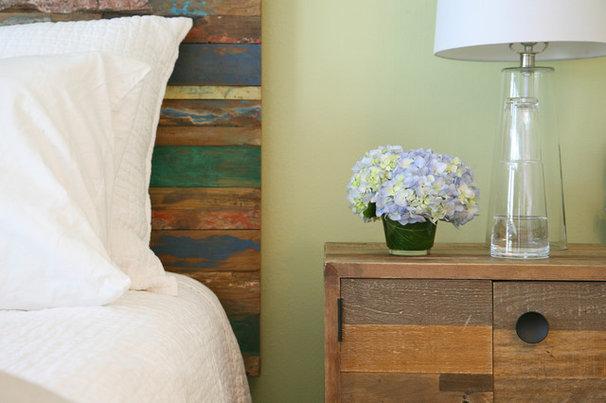 Eclectic Bedroom by JL Interior Design, LLC