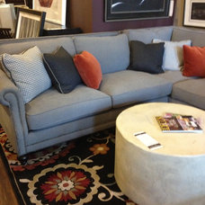 Traditional Sectional Sofas by The Tin Roof