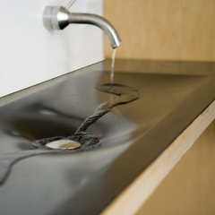 contemporary bathroom sinks Minarc RUBBiSH sink