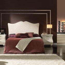 GALA BED SET - MEASURES HEADBOARD: