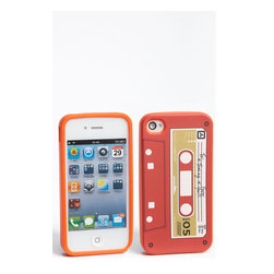 Rebecca Minkoff 'Cassette Tape' iPhone 4/ 4S Case - Go retro with Rebecca Minkoff's Cassette Tape case.