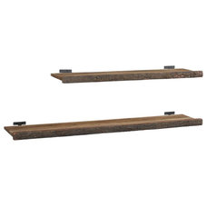 Contemporary Display And Wall Shelves  by Crate&Barrel