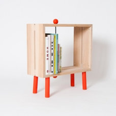 Modern Bookcases by Jenk