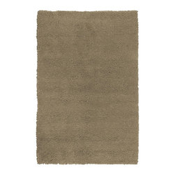 Surya - Surya Aros Hand Woven Brown Felted Wool Rug, 9' x 13' - Our Aros Collection brings luxury to home - what better way to pamper yourself than to feel the sumptuous softness of rich, opulent wool. These rugs are completely hand woven in India from 1% New Zealand felted wool. Its look, texture, and dense quality make the perfect focal point for any room. Imported.Material: 100% New Zealand Felted WoolCare Instructions: Blot Stains