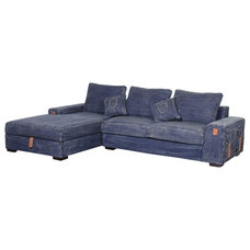 Contemporary Sectional Sofas by SASO